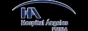 Logo - Hospital Ángeles Puebla